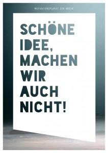 Motivationsplakat_SchoeneIdee