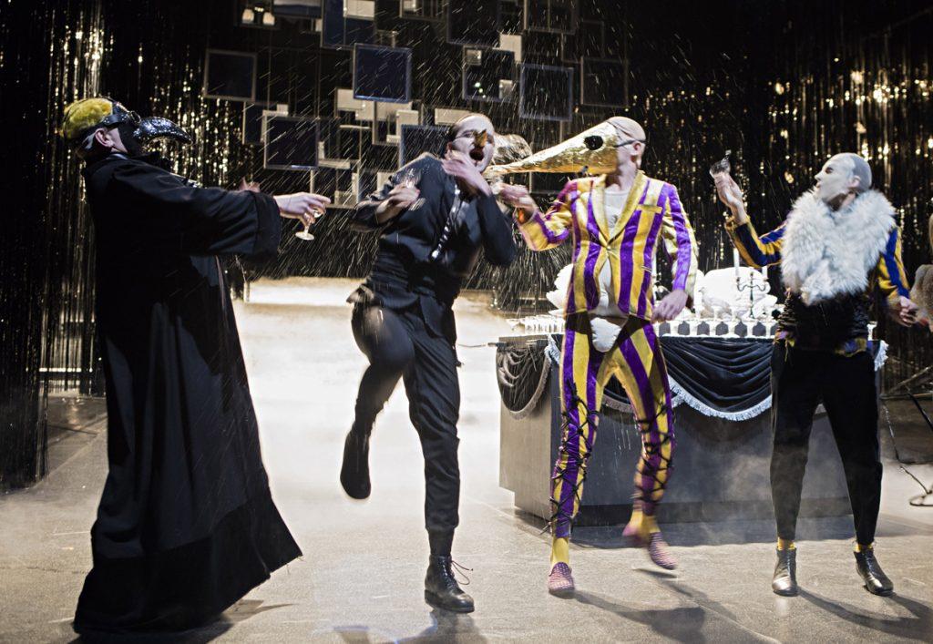 Romeo und Julia (Inszenierung: Prinzip Gonzo)