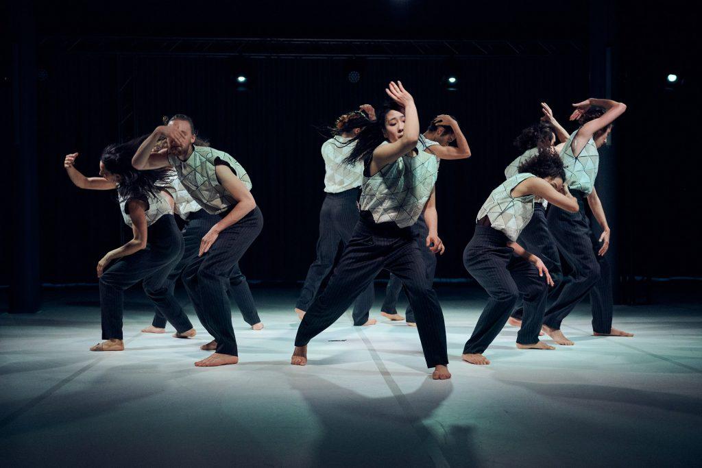 TänzerInnen in Bewegung